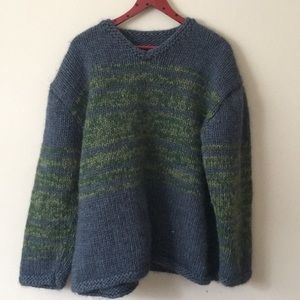 Sweaters - 💄Hand knit sweater OS